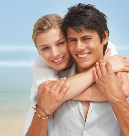 hair system care couple