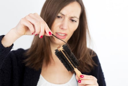 Thinning Hair in Older Women